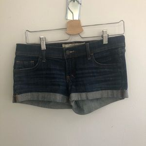 Abercrombie and Fitch Sz 2 Jean Shorts